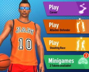 バスケットボールスターズのゲーム内容
