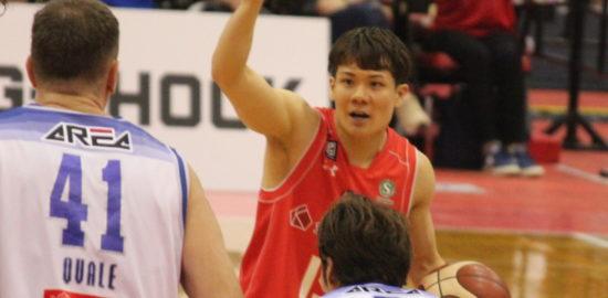 藤永佳昭(ふじながよしあき)選手は千葉ジェッツのディフェンスの鬼!