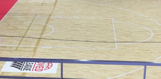 バスケットボールのコートはサイズ(大きさ)は?