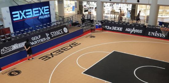 3人制バスケットボール(3x3)プロリーグ大会が2020年10月11日から開催決定